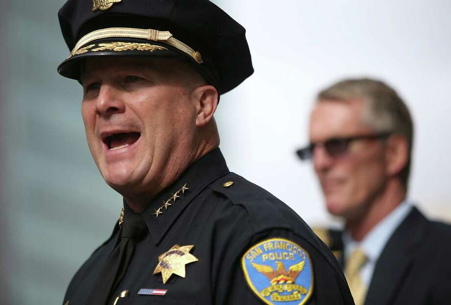 The suit names San Francisco, Police Chief Greg Suhr, Caraway, Bautista and other San Francisco police officers and seeks unspecified damages. Photo: Justin Sullivan / Getty Images / 2014 Getty Images