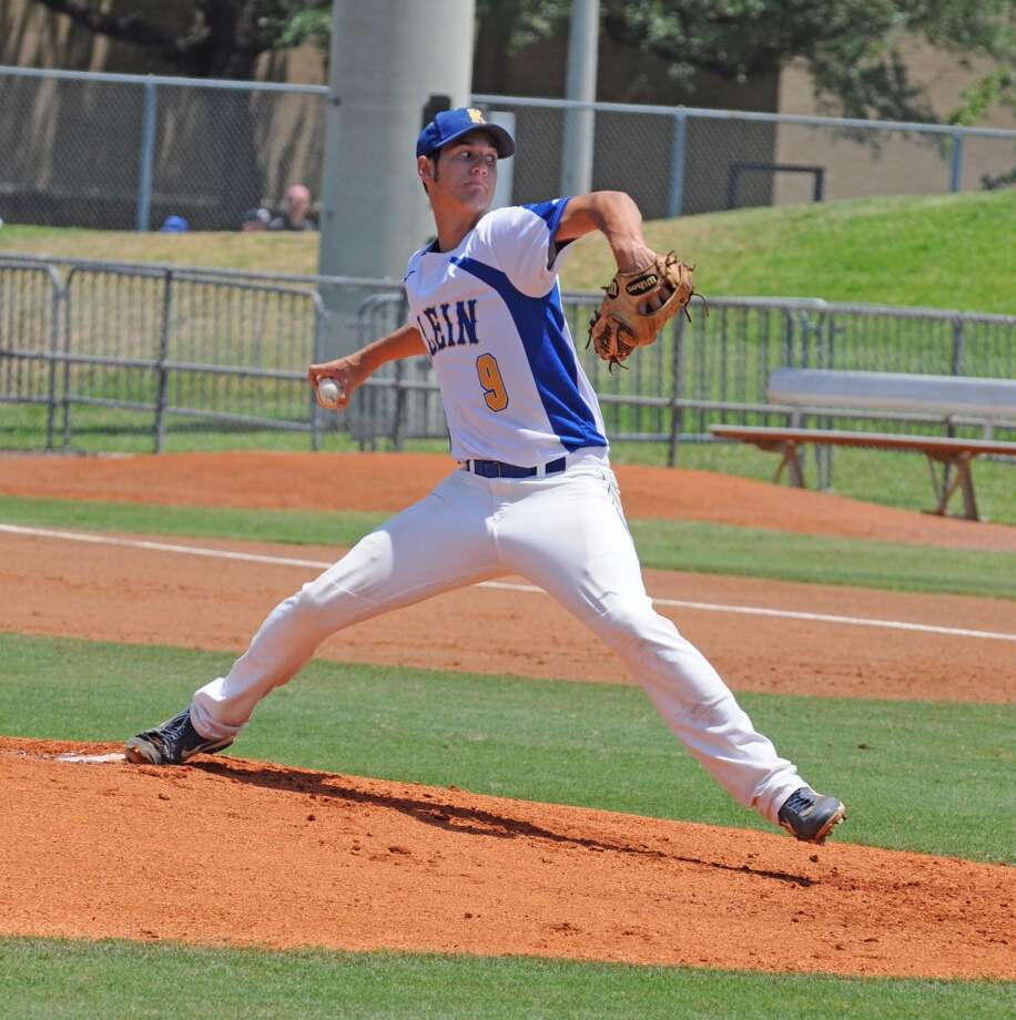 Corey Ray - Texas A&M (Klein High School), RHP  5th round, No. 153 overall - Kansas City Royals Photo: L. Scott Hainline, For The Chronicle