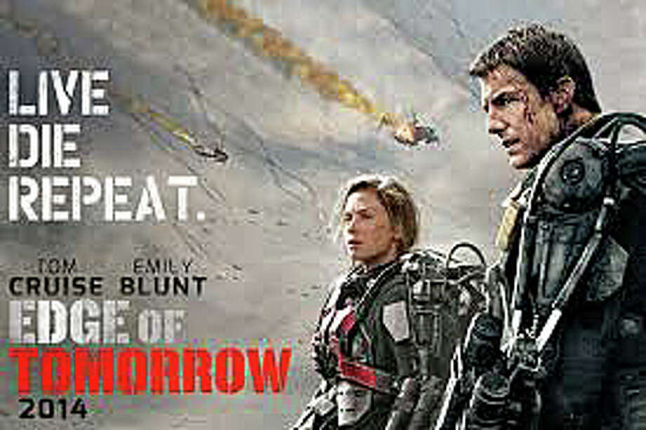 "Tom Cruise is back in action in the new sci-fi thriller, ""Edge of Tomorrow."" Photo: Contributed Photo / Westport News"