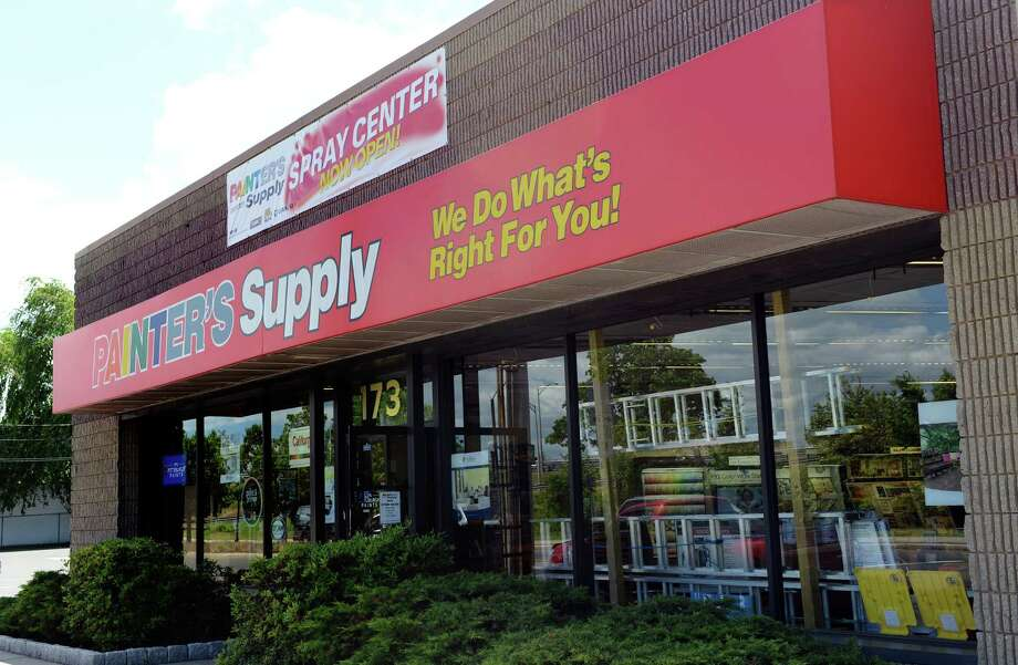 PainterâÄôs Supply, a 10-store chain based in Bridgeport, has been acquired by Pittsburgh-based PPG Industries Inc. Photo: Autumn Driscoll / Connecticut Post