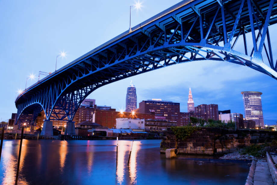 8) Cleveland - $98 Photo: Tetra Images - Henryk Sadura, Getty Images / Brand X