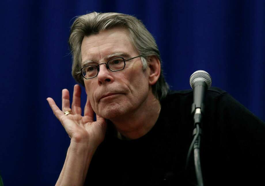 #83 Stephen King(Sept. 21, 1947) Photo: Elise Amendola, STF / AP