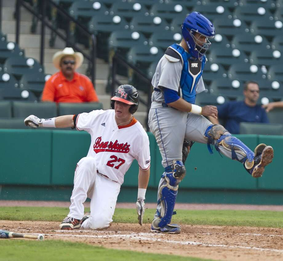 Ryan O'Hearn - Sam Houston State, 1B   8th round, No. 243 overall - Kansas City Royals Photo: Nick De La Torre, Chronicle