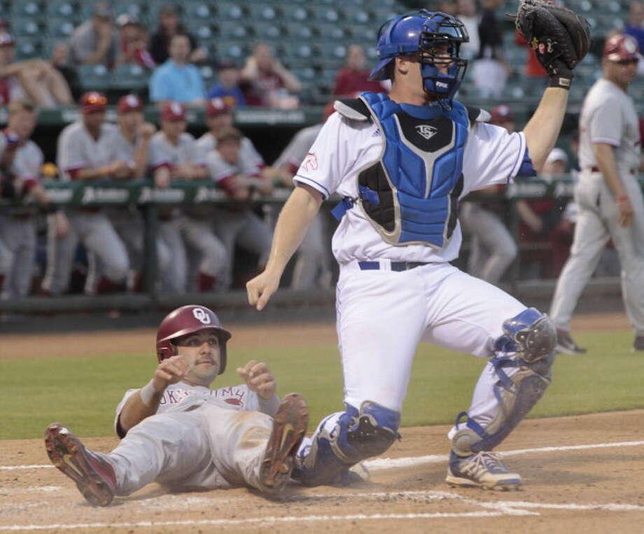 Greg McCall - UT-Arlington, C   9th round, No. 266 overall - Milwaukee Brewers Photo: Fort Worth Star-Telegram, MCT Via Getty Images / 2014 MCT