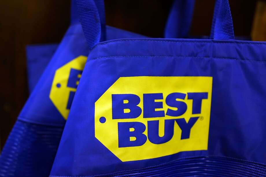 Best Buy Market cap: $10.01 billion Photo: Spencer Platt, Getty Images