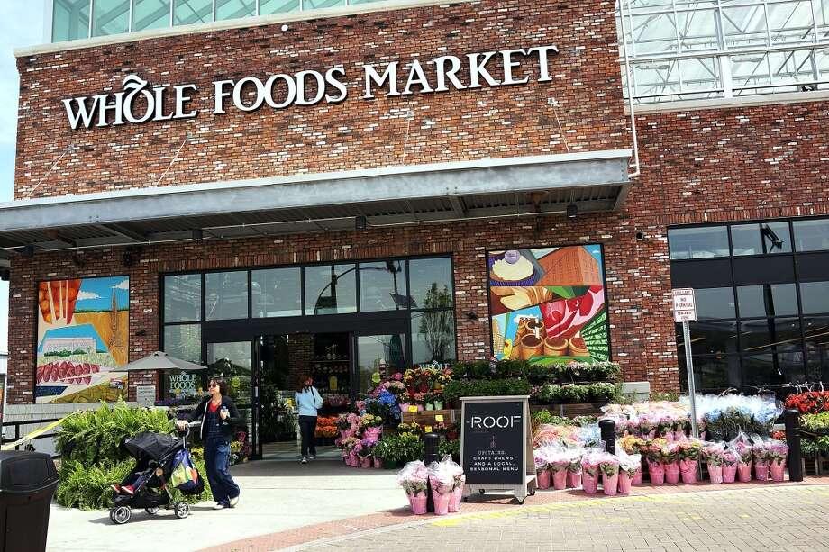 Whole Foods Market Market cap: $14.73 billion Photo: Spencer Platt, Getty Images