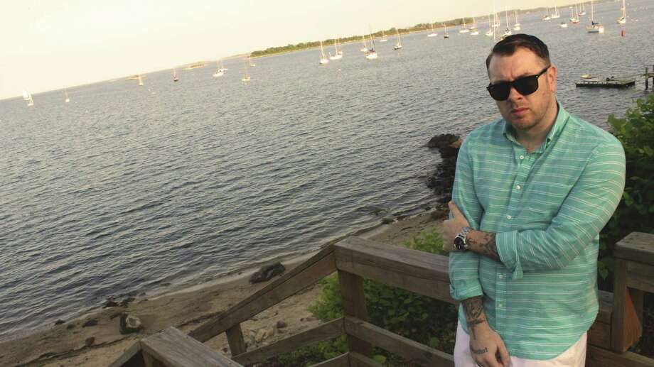 """""""Martha Moxley (R.I.P.)"""" is one of the tracks on Connecticut rapper Apathy's new record """"Connecticut Casual."""" Photo: Contributed Photo / Greenwich Time Contributed"""