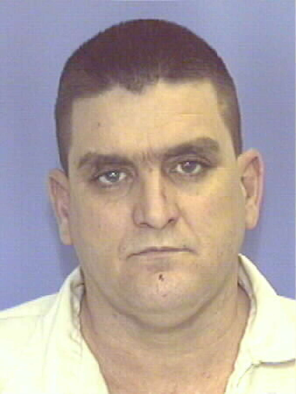 """Terry """"Big Terry"""" Blake, shown in 1999, has been in the Aryan Brotherhood of Texas for nearly 25 years."""