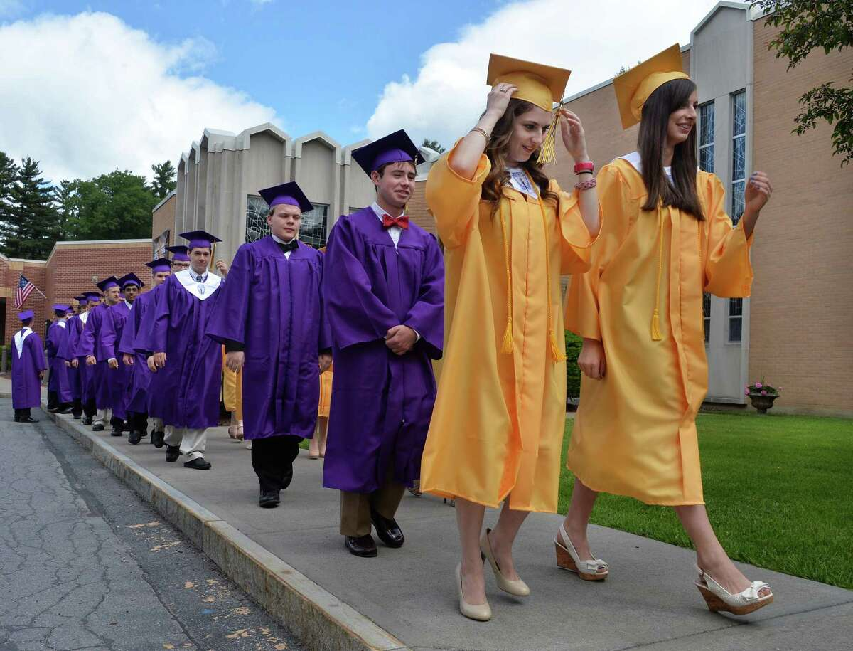 12: Saratoga Central Catholic School in Saratoga Springs.