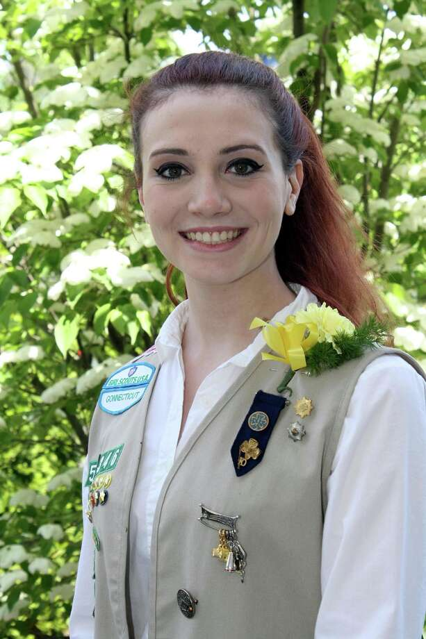 Rose Kristen Arezzini Photo: Contributed Photo / Greenwich Time Contributed