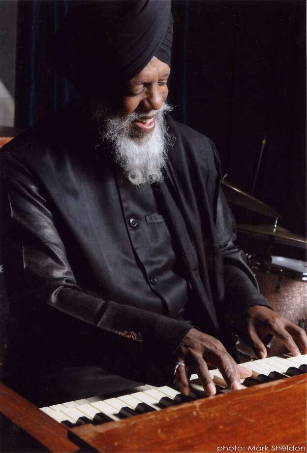 Dr. Lonnie Smith, who sports a turban and physician's honorific to distinguish himself from keyboardist Lonnie Liston Smith, will perform as part of the San Francisco Jazz Festival. Photo: Courtesy Dr. Lonnie Smith