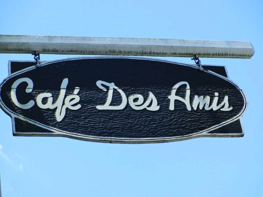Cafe Des Amis on East Bridge Street in Breaux Bridge served a good variety of cajun dishes. Photo: Terry Scott Bertling, San Antonio Express-News