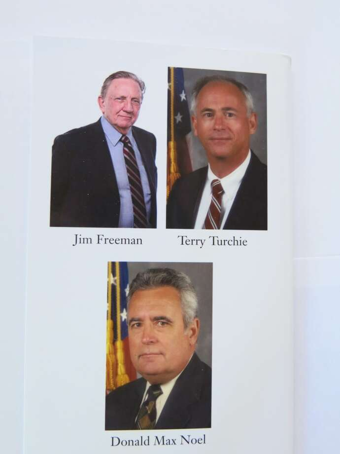 The three  retired FBI agents who wrote the book.