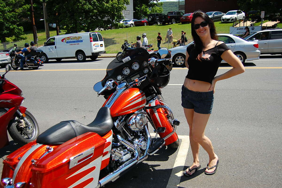 Were you Seen at Americade, the world's largest motorcycle touring rally, in Lake George on Saturday, June 7, 2014?