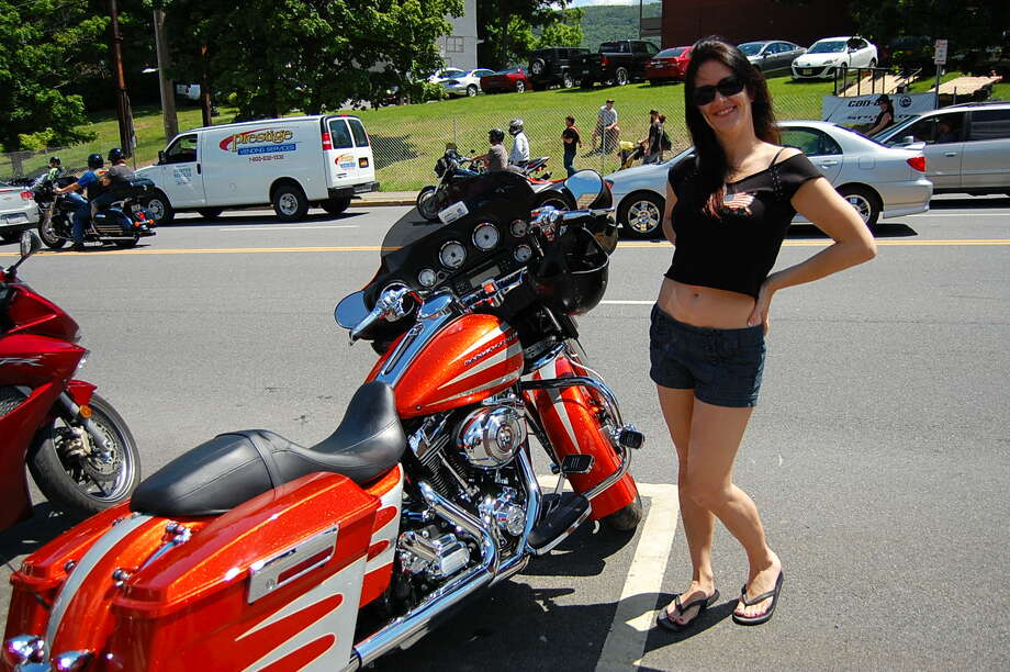 Were you Seen at Americade, the world's largest motorcycle touring rally, in Lake George on Saturday, June 7, 2014? Photo: Makayla-Courtney McGeeney