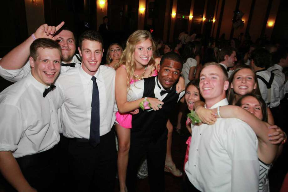 Staples High School seniors celebrated prom night on June 7 at the Stamford Hilton. Were you SEEN? Photo: Derek T.Sterling, Hearst Connecticut Media Group