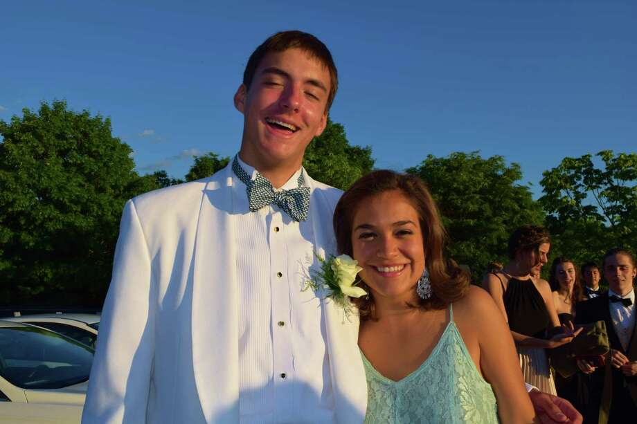 Greenwich High School Seniors celebrated prom night at the Hyatt Regency Greenwich on Saturday, June 7. Were you SEEN? Photo: Todd Tracy / Hearst Connecticut Media Group