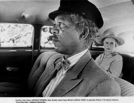 """M.Freeman/J.Tandy: Morgan Freeman starred in the 1989 Academy Award®-winning film """"Driving Miss Daisy.""""  Freeman received a Best Actor Oscar® nomination for his performance as Hoke Colburn, a chauffeur for Jessica Tandy's character Daisy Werthan.  """"Driving Miss Daisy"""" will screen at the Academy of Motion Picture Arts and Sciences in Beverly Hills on Monday, September 8, 2003, as part of the 75th anniversary screening series """"Facets of the Diamond: 75 Years of Best Picture Winners."""" Ran on: 03-18-2007 Martin Scorsese: &quo;Departed&quo; is good; he's great."""