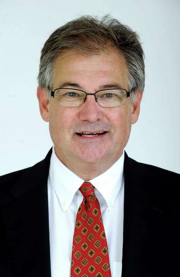 Bill Tinsley is the Republican first selectman in Brookfield, Conn. Photo: Carol Kaliff / The News-Times