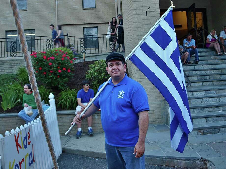 The annual Greek Experience Festival the Assumption Greek Orthodox Church in Danbury was back in town on June 6, 7 and 8. Festval goers enjoyed traditional Greek food, music and dance. Were you SEEN on Saturday, June 7? Photo: Nuria Ryan