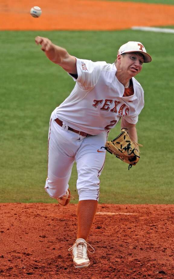 Parker French - Texas, RHP  19th round - Detroit Tigers  Not pictured:  Josh Michalec - Baylor, RHP  21st round - Colorado Rockies Photo: Eric Christian Smith, For The Chronicle