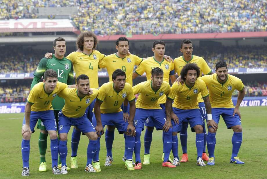 Group A  Brazil Photo: Andre Penner, Associated Press