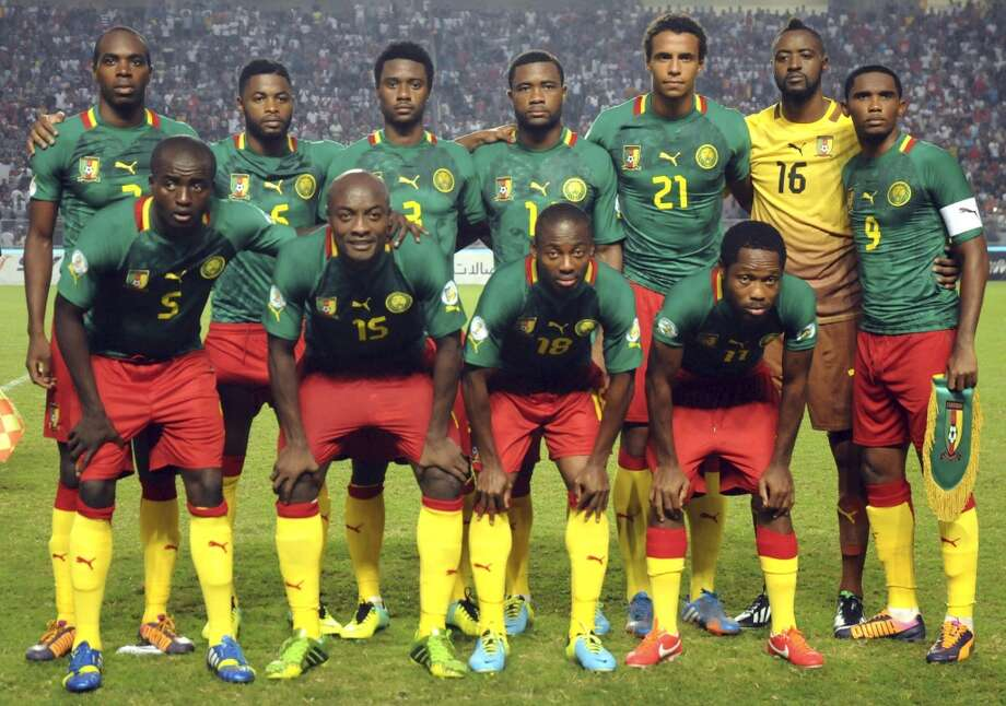 Group A  Cameroon Photo: Salah Habibi, Associated Press