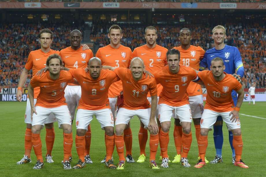 Group B  Netherlands Photo: Ermindo Armino, Associated Press