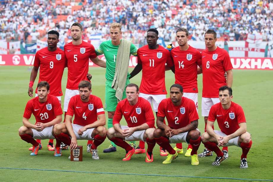 Group D  England Photo: Richard Heathcote, Getty Images