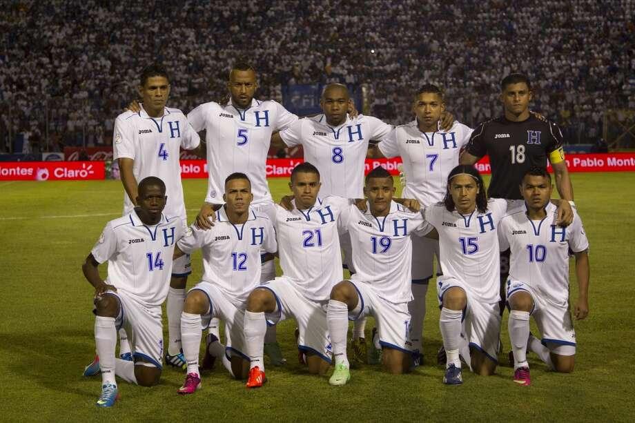 Group E  Honduras Photo: Moises Castillo, Associated Press