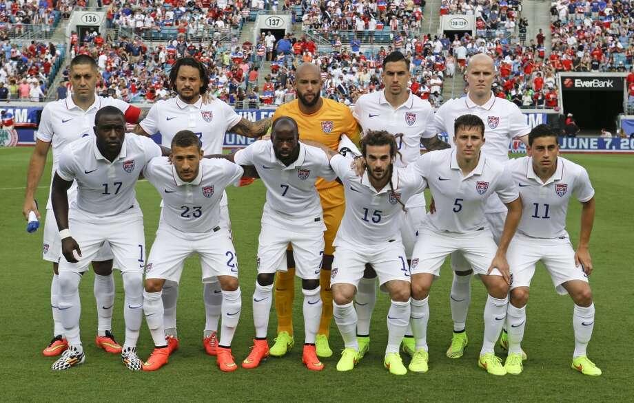 Group G  United States Photo: John Raoux, Associated Press