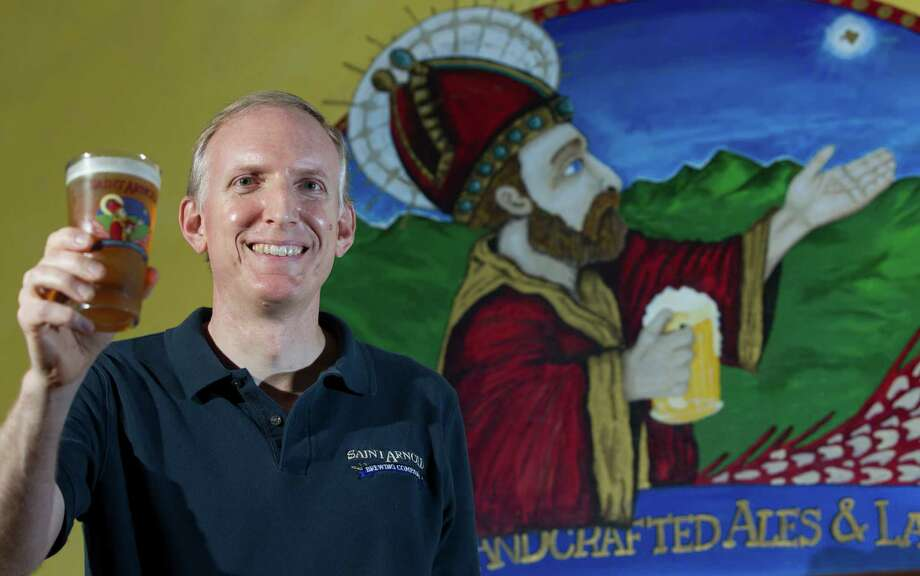 Saint Arnold Brewing Co's founder Brock Wagner poses for a portrait on Tuesday, June 3, 2014, in Houston. Photo: J. Patric Schneider, For The Chronicle / © 2014 Houston Chronicle