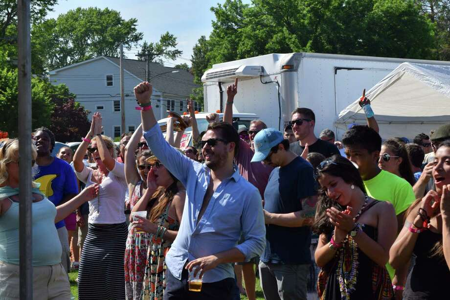 Bridgeport's annual Black Rock Day Celebration on Sunday, June 8 featured a parade, road race and festival. Were you SEEN? Photo: Todd Tracy / Hearst Connecticut Media Group