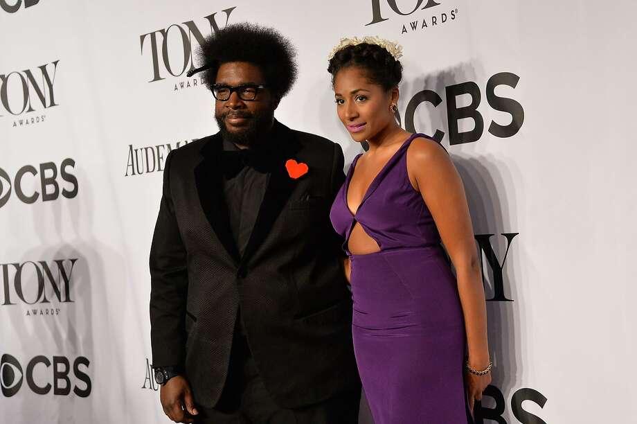 Musician Questlove attends the 68th Annual Tony Awards at Radio City Music Hall on June 8, 2014 in New York City. Photo: Mike Coppola, (Credit Too Long, See Caption)