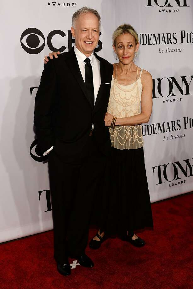 Actors Reed Birney (L) and Constance Shulman attend the 68th Annual Tony Awards at Radio City Music Hall on June 8, 2014 in New York City. Photo: Dimitrios Kambouris, (Credit Too Long, See Caption)