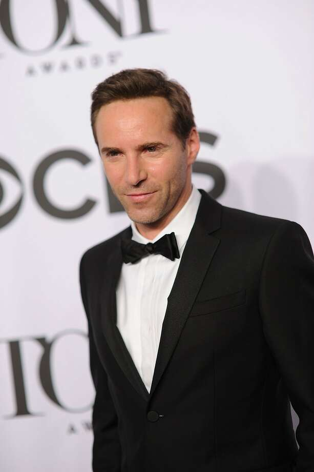 Alessandro Nivola attends the 68th Annual Tony Awards at Radio City Music Hall on June 8, 2014 in New York City.  Photo: Dimitrios Kambouris, (Credit Too Long, See Caption)