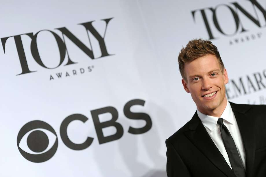 Actor Barrett Foa attends the 68th Annual Tony Awards at Radio City Music Hall on June 8, 2014 in New York City. Photo: Dimitrios Kambouris, (Credit Too Long, See Caption)