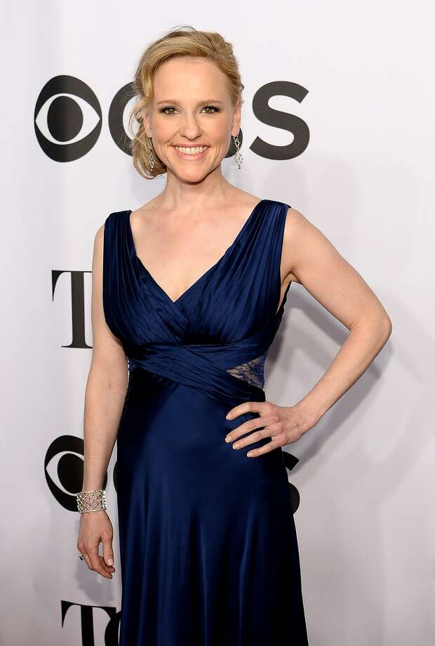 Actress Anika Larsen attends the 68th Annual Tony Awards at Radio City Music Hall on June 8, 2014 in New York City.  Photo: Dimitrios Kambouris, (Credit Too Long, See Caption)