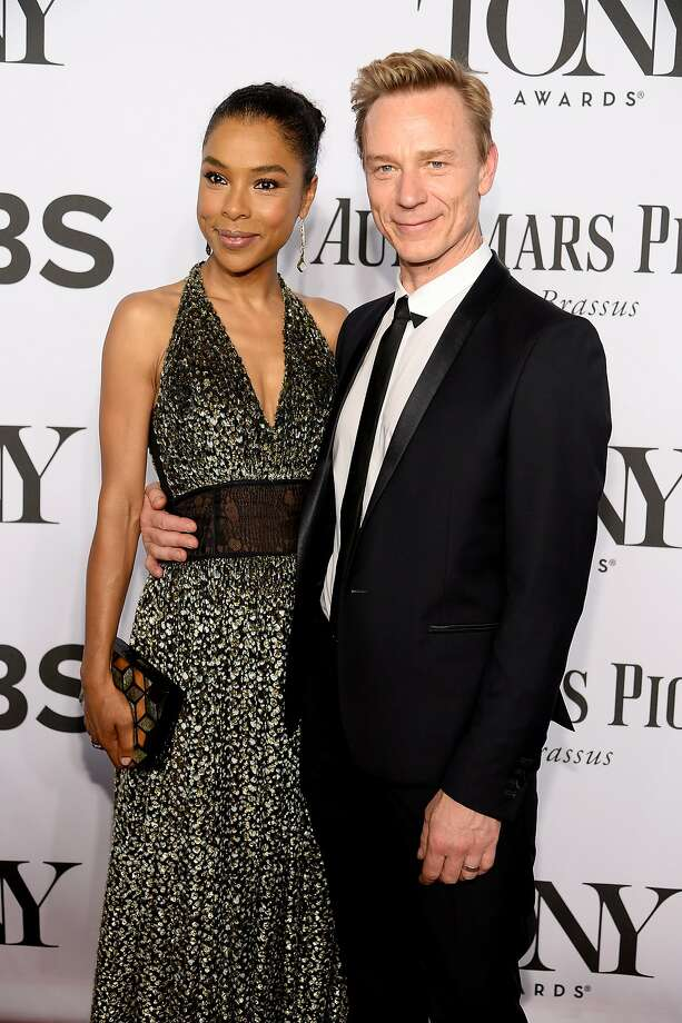 Actress Sophie Okonedo and guest attends the 68th Annual Tony Awards at Radio City Music Hall on June 8, 2014 in New York City. Photo: Dimitrios Kambouris, (Credit Too Long, See Caption)
