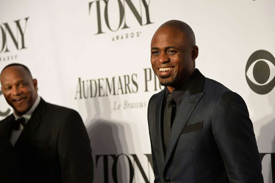 Actor Wayne Brady attends the 68th Annual Tony Awards at Radio City Music Hall on June 8, 2014 in New York City. Photo: Mike Coppola, (Credit Too Long, See Caption)