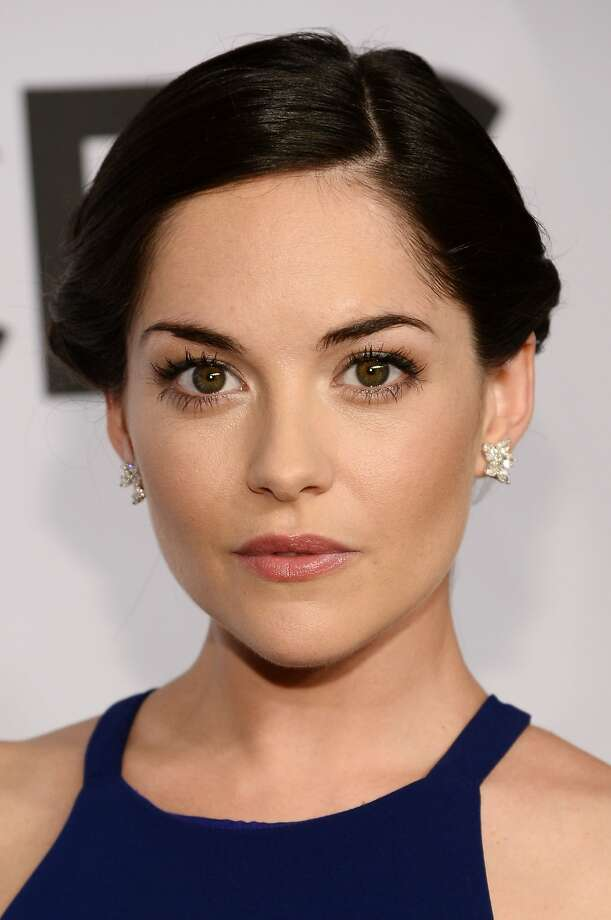 Actress Sarah Greene attends the 68th Annual Tony Awards at Radio City Music Hall on June 8, 2014 in New York City.  Photo: Dimitrios Kambouris, (Credit Too Long, See Caption)