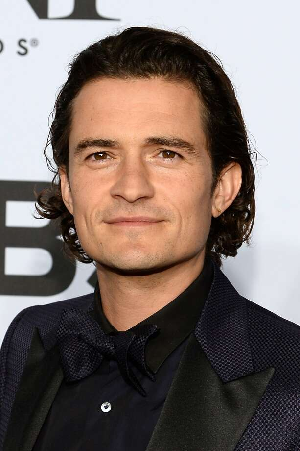Actor Orlando Bloom attends the 68th Annual Tony Awards at Radio City Music Hall on June 8, 2014 in New York City.  Photo: Dimitrios Kambouris, (Credit Too Long, See Caption)