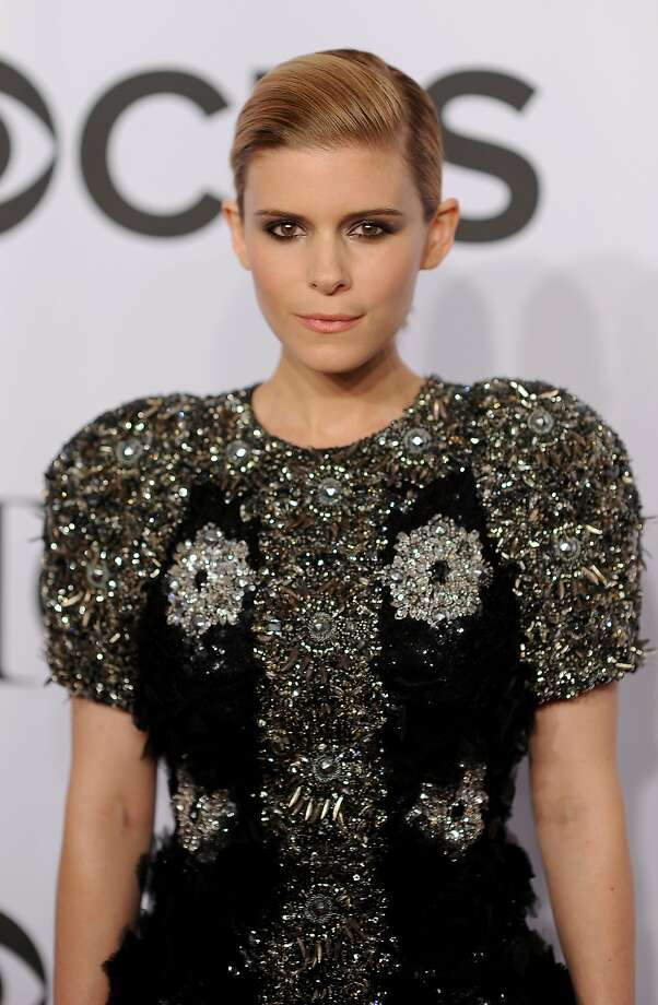 Actress Kate Mara attends the 68th Annual Tony Awards at Radio City Music Hall on June 8, 2014 in New York City. Photo: Dimitrios Kambouris, (Credit Too Long, See Caption)