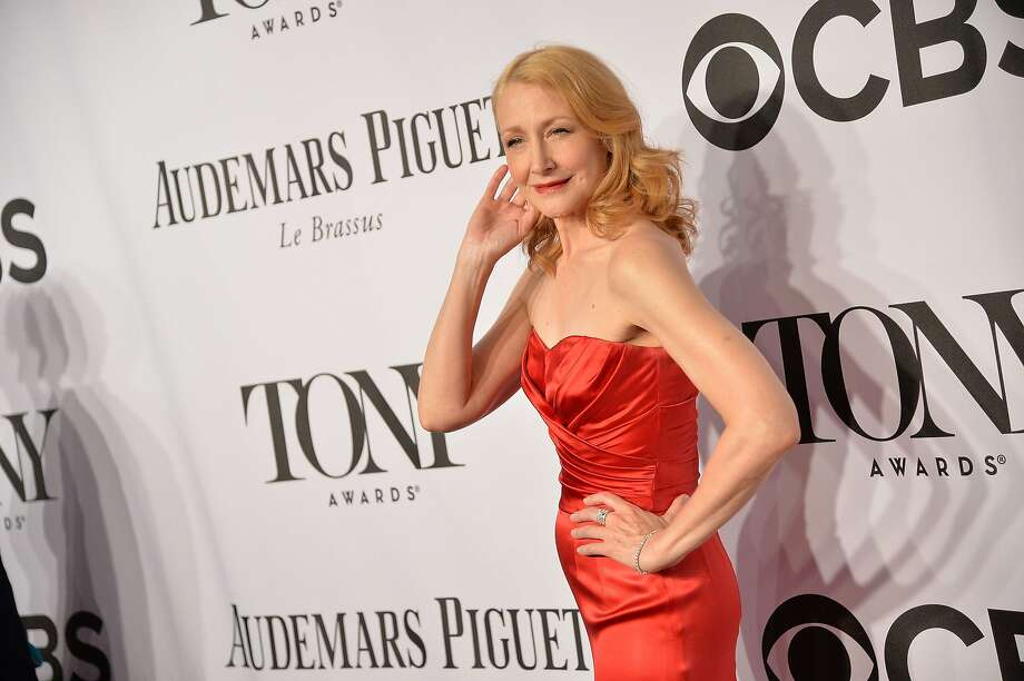 Actress Patricia Clarkson attends the 68th Annual Tony Awards at Radio City Music Hall on June 8, 2014 in New York City.  Photo: Mike Coppola, (Credit Too Long, See Caption)