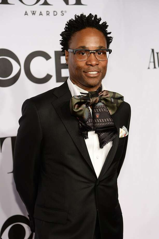 Actor Billy Porter attends the 68th Annual Tony Awards at Radio City Music Hall on June 8, 2014 in New York City.  Photo: Dimitrios Kambouris, (Credit Too Long, See Caption)