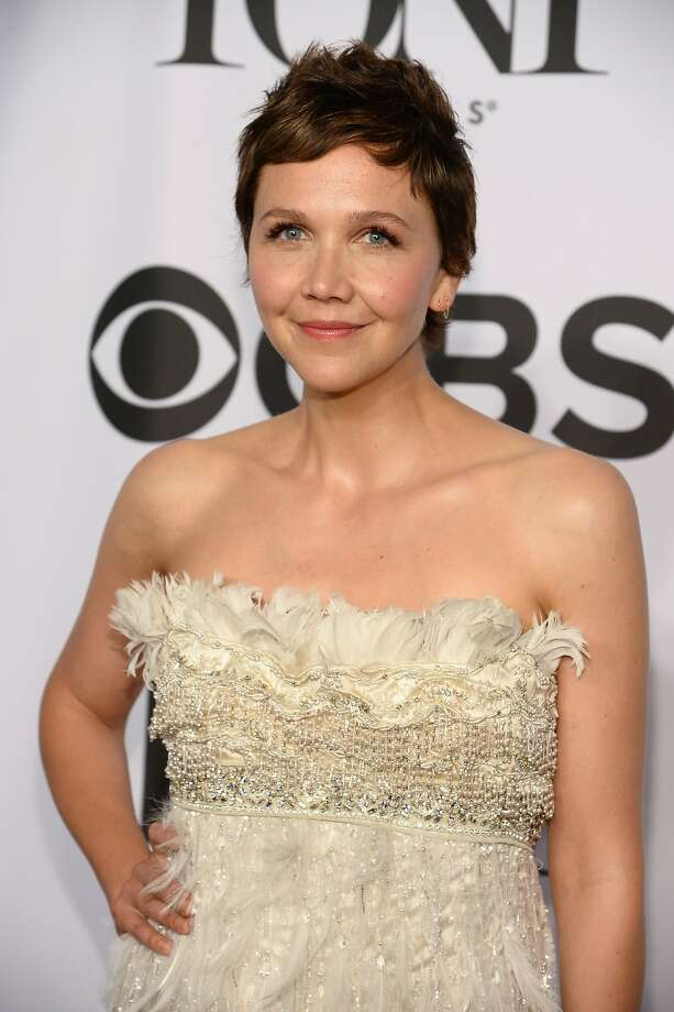 Actress Maggie Gyllenhaal attends the 68th Annual Tony Awards at Radio City Music Hall on June 8, 2014 in New York City. Photo: Dimitrios Kambouris, (Credit Too Long, See Caption)