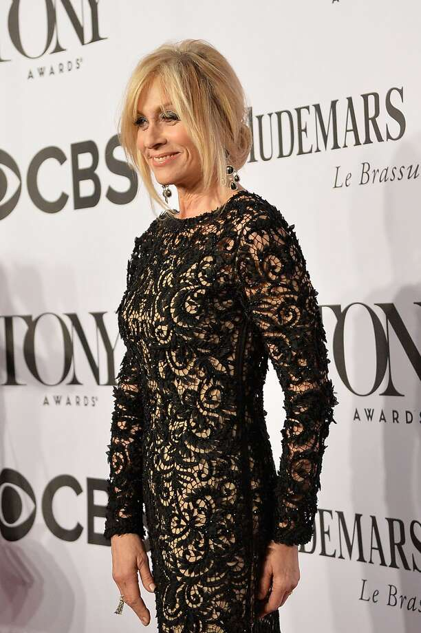 Actress Judith Light attends the 68th Annual Tony Awards at Radio City Music Hall on June 8, 2014 in New York City.  Photo: Mike Coppola, (Credit Too Long, See Caption)