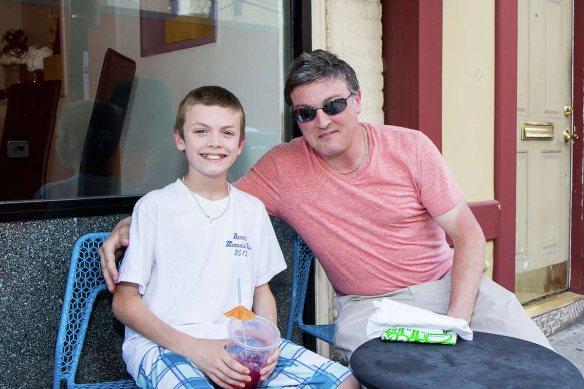 Were You Seen at Art on Lark in Albany on Saturday, June 7, 2014?