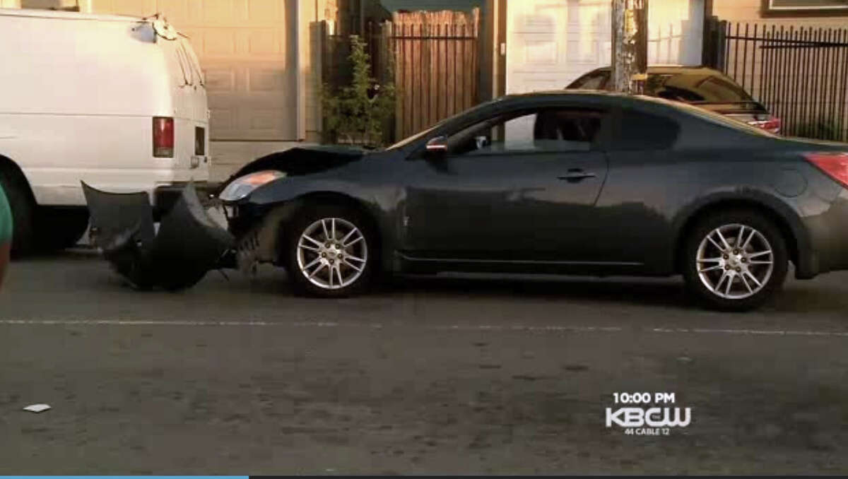 Oakland Mayor Jean Quan was one of the drivers involved in the crash Sunday night at 26th and Market streets in West Oakland.