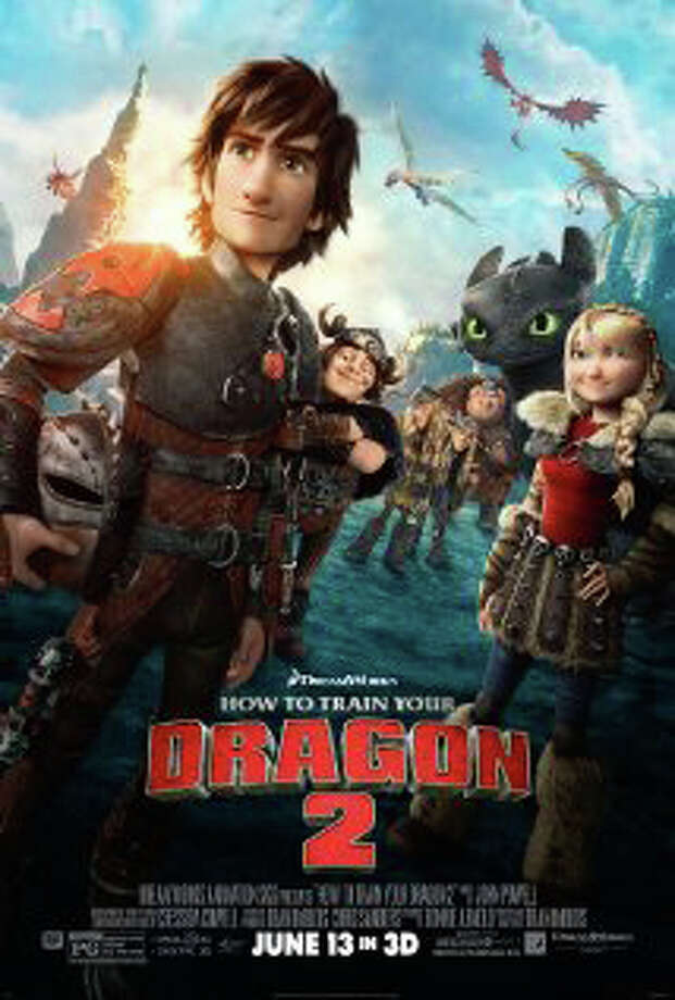 "Our film critic, Susan Granger, reviews ""How to Train Your Dragon 2."" Photo: Contributed Photo, Contributed / New Canaan News Contributed"